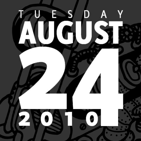August 24 is coming