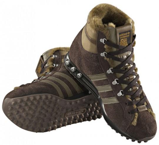 chewbacca boots (c)adidas