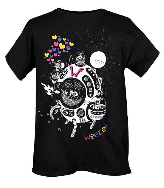 Weezer Shirt